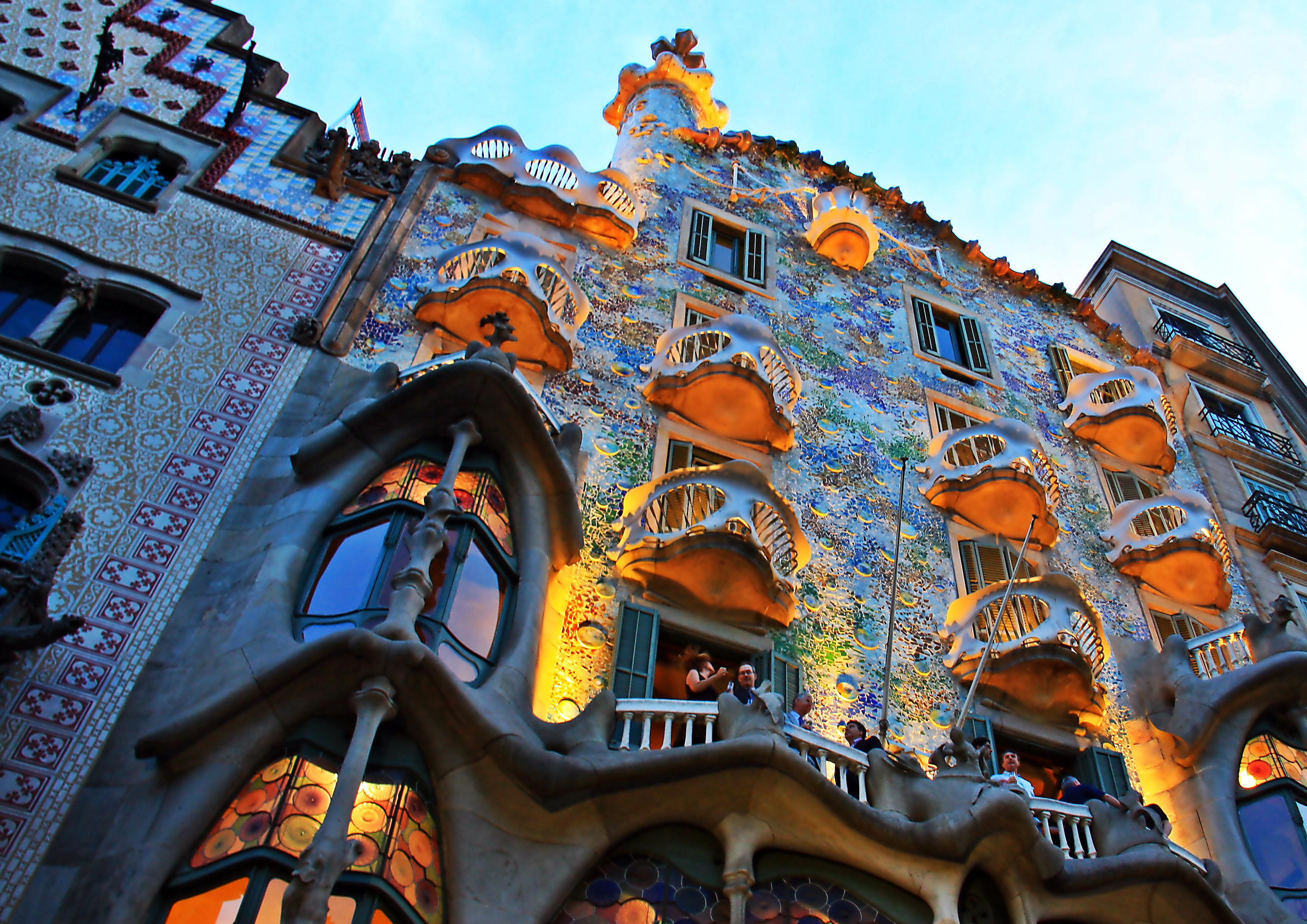 it-talent barcelona trip