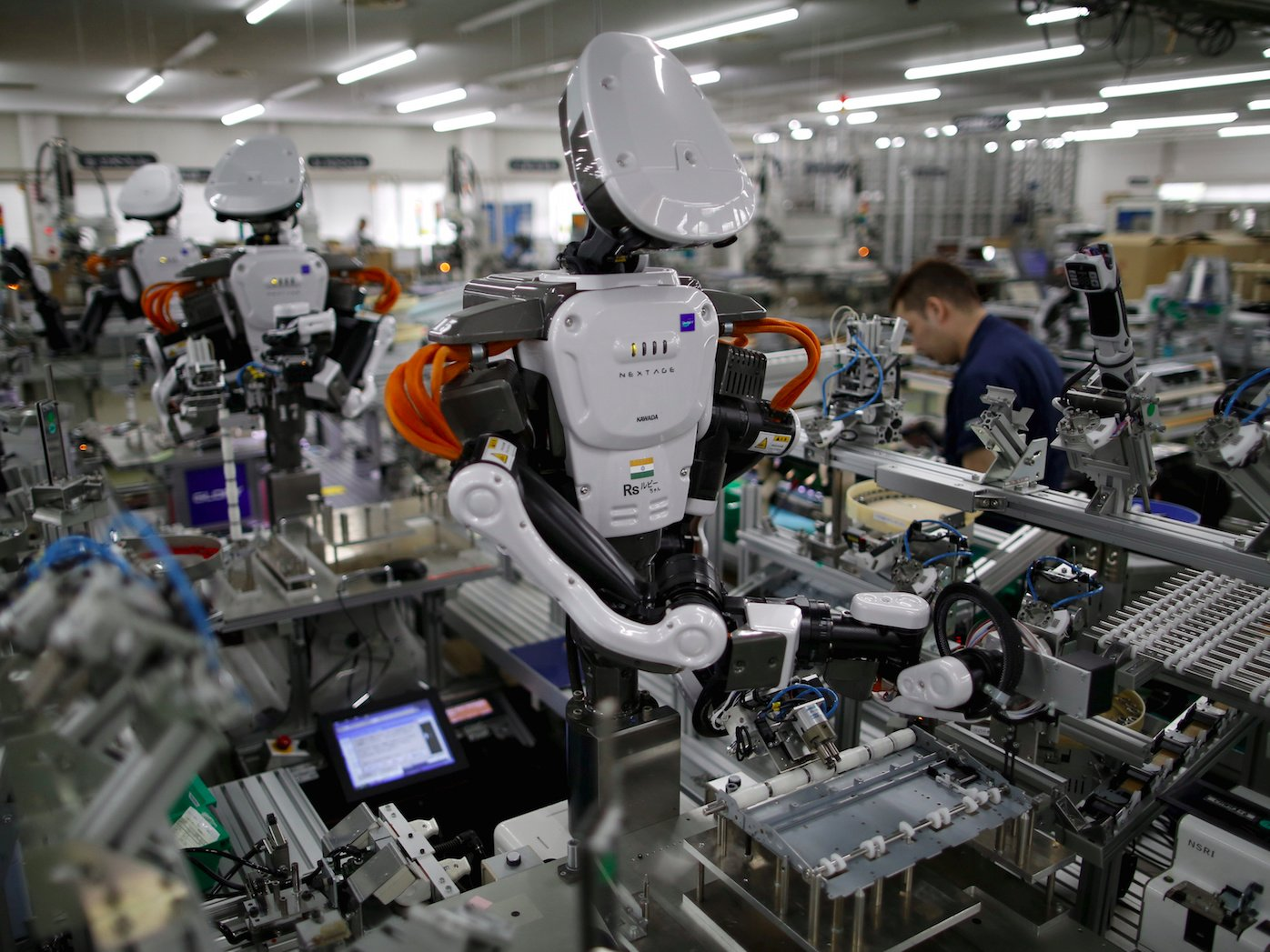 robot jobs automation