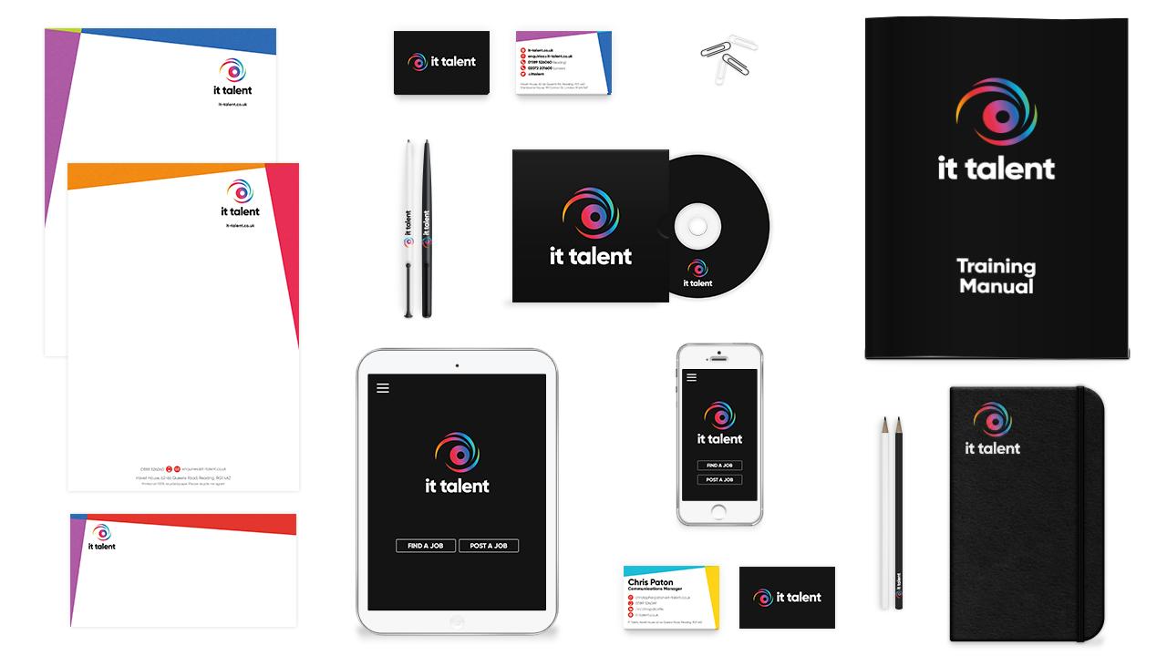 ittalent brand design