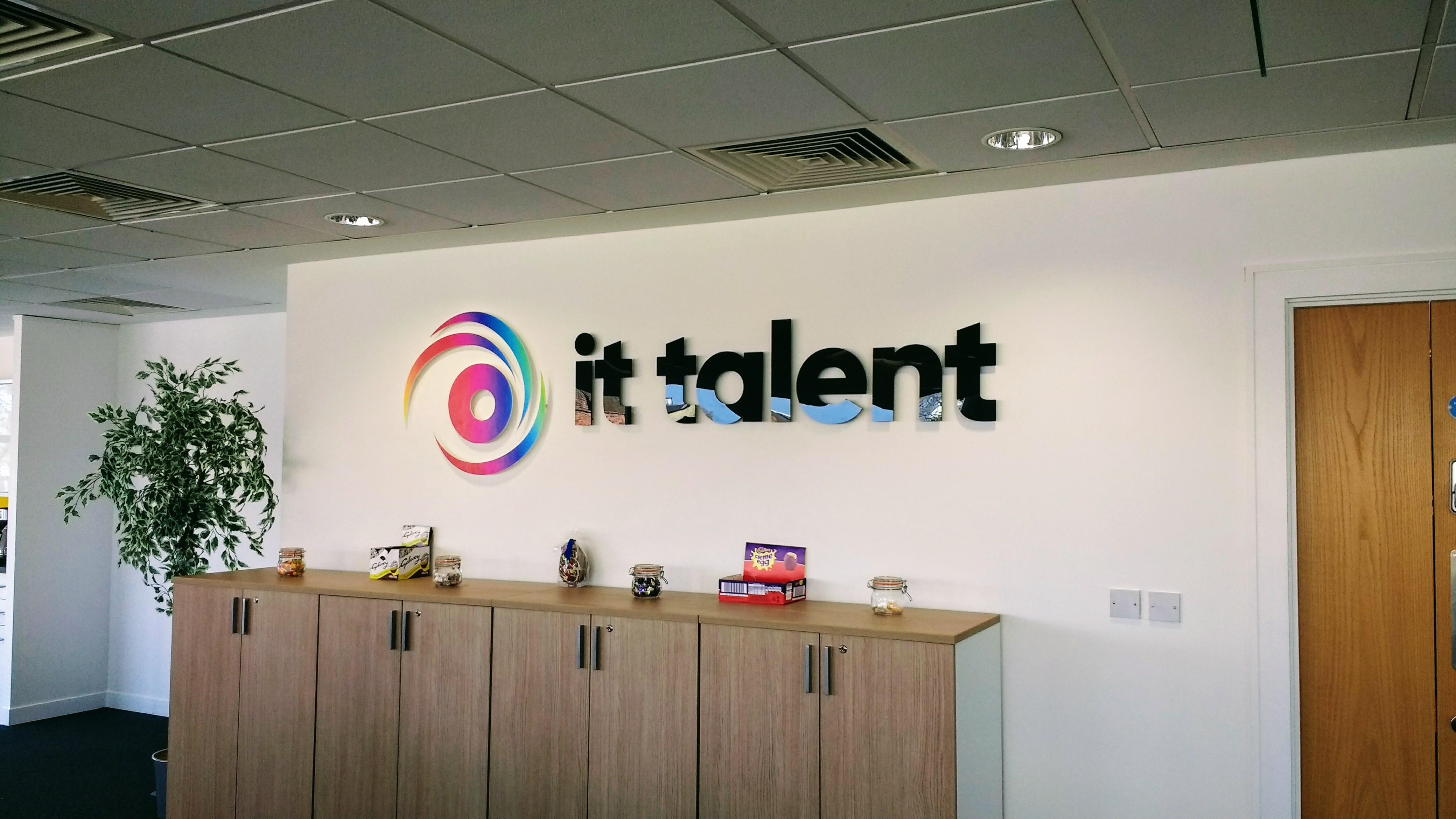 it talent reading office 1